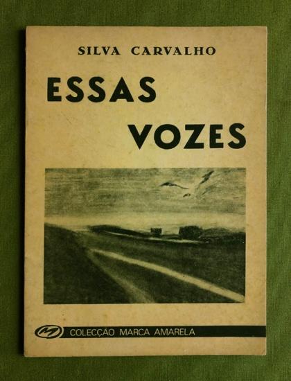 SilvaCarvalhoEssasVozes